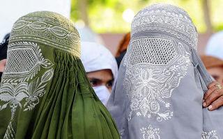 Что такое паранджа: как выглядит паранджа, для чего она нужна, кто имеет право носить паранджу