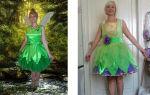 Костюм феи для девочки своими руками: как сшить костюм феи своими руками пошагово