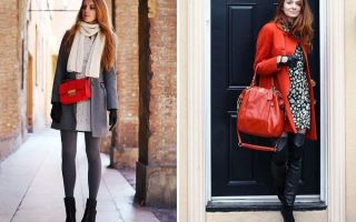 С чем зимой носить белую сумку? правила комбинирования белой сумки в зимнем образе с различной верхней одеждой.