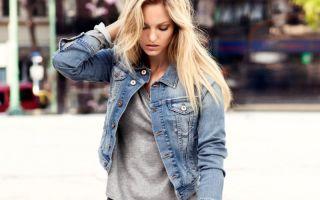 С чем носить черную куртку: кожаную или джинсовую