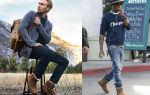 Мужские угги с чем носить: рекомендации как стоит и не стоит сочетать