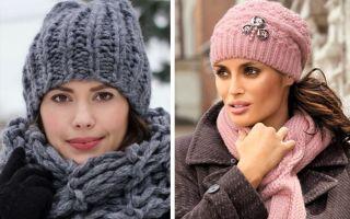 Фасоны вязаных шапок — женских и мужских. описания конструкций шапок с фото. особенности вязки и комбинирования с другой одеждой.
