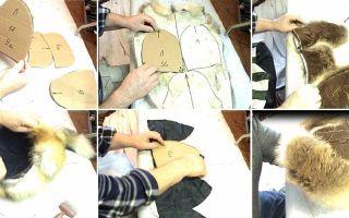 Как сшить меховую шапку своими руками: пошаговое руководство пошива шапки из искусственного и натурального меха