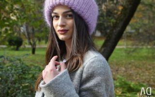 Шапка такори спицами из мохер: разные модели шапочек такори