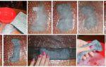 Пошаговое руководство, как свалять валенки для куклы с помощью техники мокрого валяния