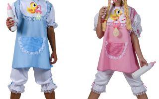 Новогодние костюмы своими руками: для взрослых, мальчиков и девочек