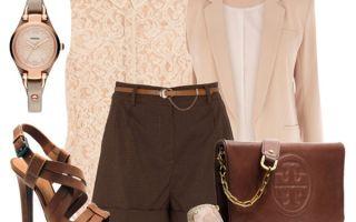 Бежевая куртка: с чем носить, правила сочетаний, подбор аксессуаров, как создать стильный образ