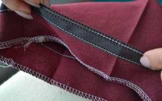 Как удлинить брюки если нет запаса: с помощью брючной тесьмы, манжет, вязаной каймы