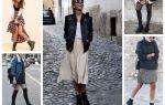 С чем носить ботинки без каблука? комбинируем с юбкой, платьем, джинсами, курткой. лучшие образы с мартинсами и тимберлендами.