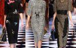 Модные платья 2019: фото, фасоны и модные тенденции