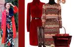 Сапоги винного цвета с чем носить: правила сочетания и модные образы