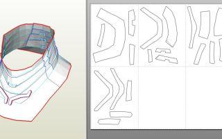 Как сделать костюм железного человека: как выбрать материал, сделать чертеж, выполнить сборку
