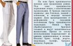 Шлёвки на брюках, что это, описание для чего они нужны