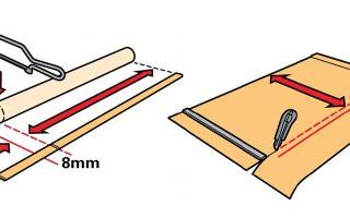 Как укоротить шторы — стандартные и рулонные. по ширине и не обрезая