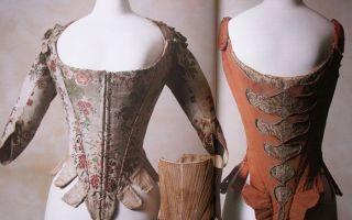 Что такое корсет: история и современность, виды и модели, материалы изготовления
