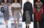 Тёплые юбки на зиму: фото 2019, модные тенденции