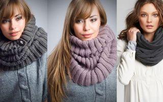 Из какого материала лучше покупать шарф: виды, советы и рекомендации