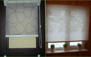 Жалюзи или рулонные шторы что лучше — основные различия