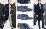 С чем носить синие мужские туфли: особенности и преимущества сииних мужсикх туфель