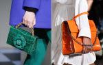 Модные формы сумок 2019. особенности моделей и с чем их можно сочетать.