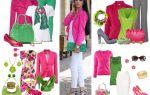 Розовая куртка: с чем носить, как удачно сочетать с другими вещами и аксессуарами
