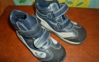 Детские ботинки на байке: при какой температуре носить, для какой погоды предназначены