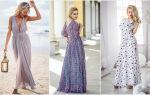 Фасоны длинных платьев: особенности моделей. с чем сочетаются длинные платья? дополнительные элементы к платью.