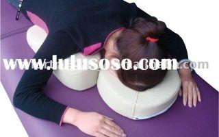 Как сделать лечебный валик под голову своими руками