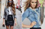 С чем носить джинсовый жакет — советы, варианты и модные тенденции