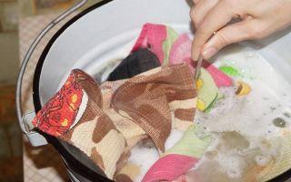 Как отстирать и отбелить кухонные полотенца? народные средства против жира и других пятен. 4 средства для экспресс-отбеливания полотенца