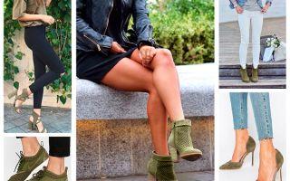 С чем носить ботинки цвета хаки: особенности сочетания ботинок цвета хаки в мужском и женском гардеробе