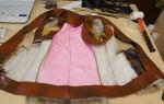 Из чего делают дублёнки: какие материалы и технологии пошива, обработки используются