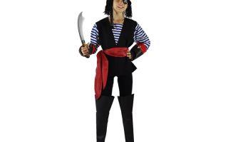 Костюм пирата и пиратки для мальчика и девочки: как сделать своими руками