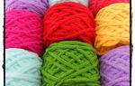 Как называется толстая пряжа? виды массивной пряжи для вязания руками и их названия. инструменты для вязания.