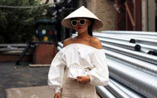 Вьетнамская шляпа: как называется, история возникновения, как носят в наше время