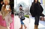 С чем носить угги с мехом: модные фото правильных сочетаний одежды с уггами на меху