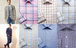 Как подобрать цвет рубашки к брюкам, самые удачные комбинации