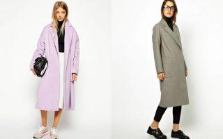 С чем носить бежевое пальто: женское; мужское; пальто-халат, классическое до колена, оверсайз