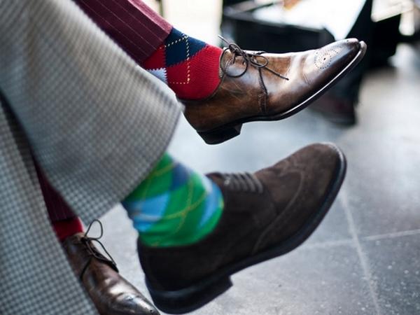 Что такое носки: как подобрать «правильные» носки к одежде