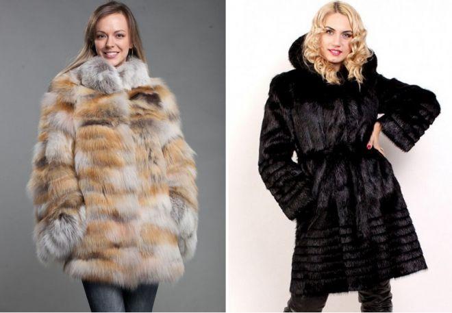 Что теплее: шубы или дублёнки: что выбрать дублёнку или натуральную шубу на зиму
