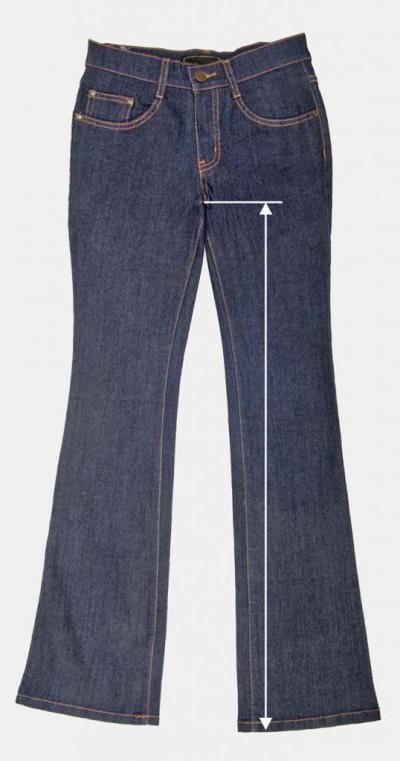Шаговый шов брюк: описание что это, как его измерить
