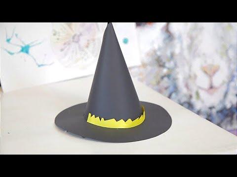 Шляпа волшебника своими руками: как сделать своими руками шляпу волшебника пошагово
